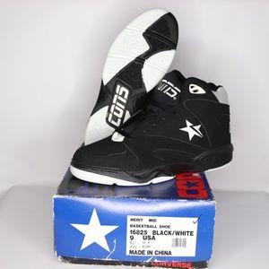 884b1883362073 Converse Shoes - Vintage New Converse Merit Mid Basketball Shoes
